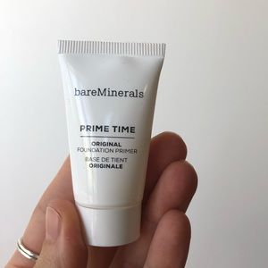 Bare minerals prime time primer, BNWT, travel size